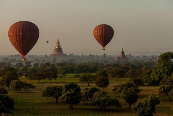 Themenabend – Myanmar & Asien