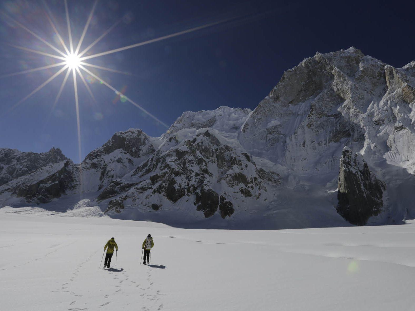 Steiles Leben Thomas Huber Fernweh Winter Live Abenteuer Hautnah Erleben